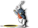 Religion, Science, Faith & Quantum Thought -  Down the Rabbit Hole Click