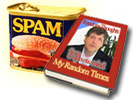 Religion, Science, Faith & Quantum Thought -  Shameless Promotion, Spam and the Book Deal  Click
